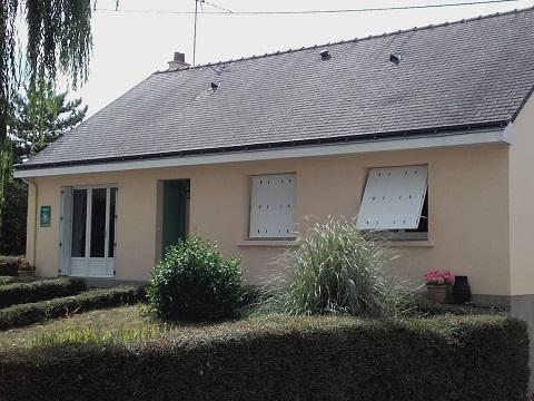 Maison Gite de l`Angeliere Anjou Champ sur Layon